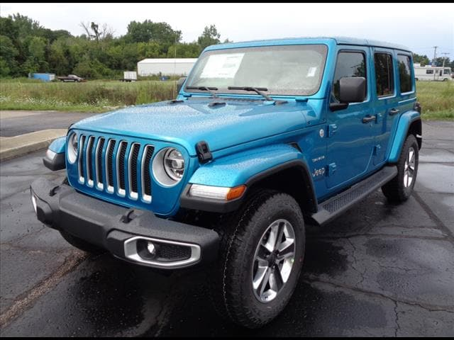New 2020 Jeep Wrangler For Sale at Country Chrysler Dodge