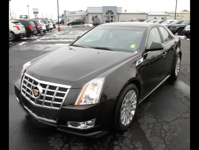 2013 Cadillac CTS 3.6L Premium AWD 3.6L Premium  Sedan