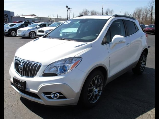 2016 Buick Encore Sport Touring Sport Touring  Crossover