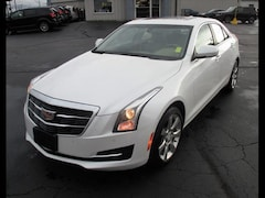 2015 Cadillac ATS 2.0T Luxury AWD 2.0T Luxury  Sedan