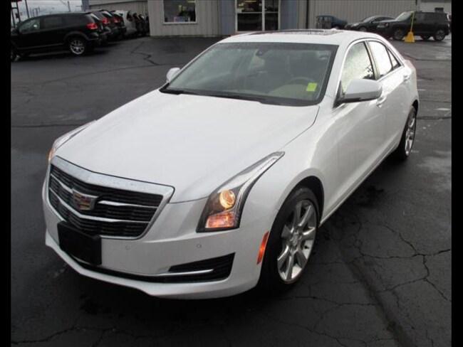 2015 Cadillac ATS 2.0T Luxury AWD 2.0T Luxury  Sedan