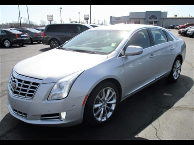2014 Cadillac XTS Premium Collection Premium Collection  Sedan