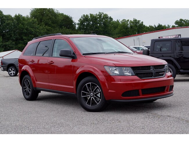 New 2018 Dodge Journey Se For Sale Cassville Mo