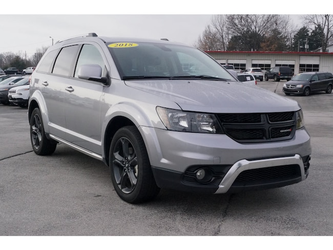 Used 2018 Dodge Journey Crossroad For Sale Cassville Mo