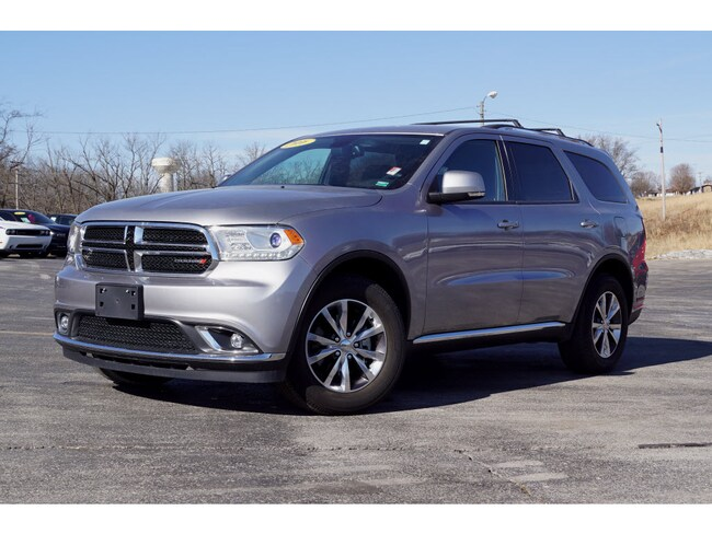 Used 2016 Dodge Durango Limited For Sale Cassville Mo