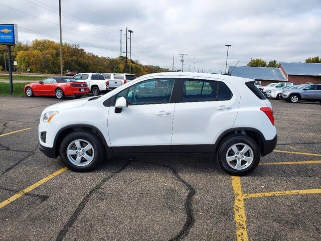 Certified 2016 Chevrolet Trax Fleet with VIN 3GNCJNSB0GL243639 for sale in Annandale, Minnesota