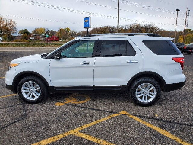 Used 2015 Ford Explorer XLT with VIN 1FM5K8D87FGC20651 for sale in Annandale, Minnesota