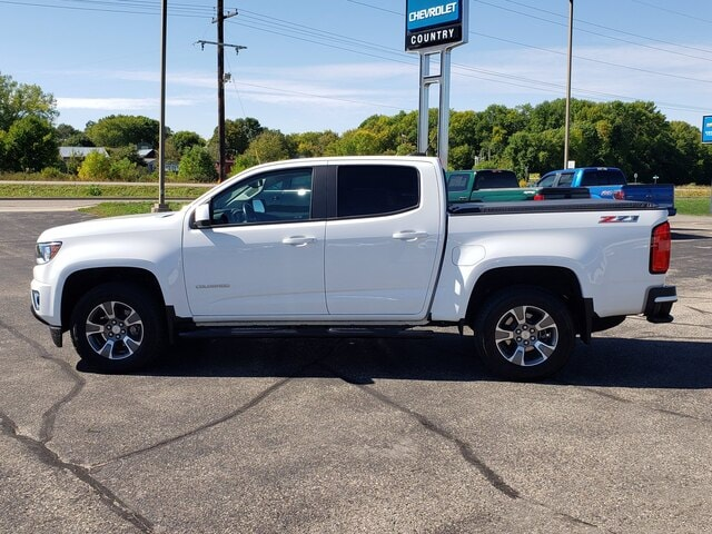 Used 2020 Chevrolet Colorado Z71 with VIN 1GCGTDEN4L1201352 for sale in Annandale, Minnesota