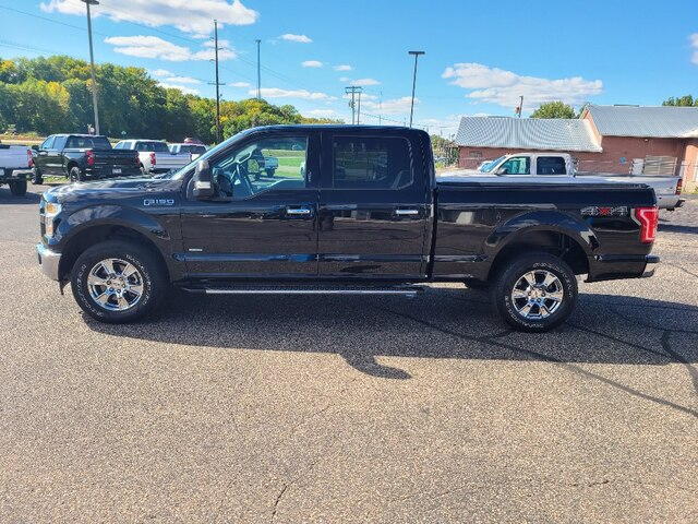 Used 2017 Ford F-150 XLT with VIN 1FTFW1EG5HKD72096 for sale in Annandale, Minnesota
