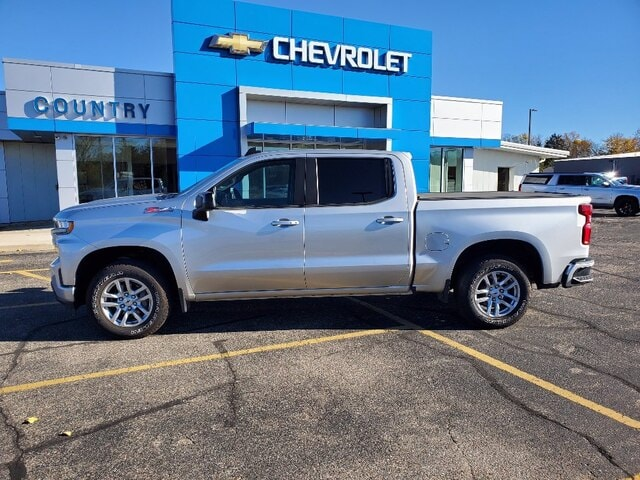 Used 2019 Chevrolet Silverado 1500 RST with VIN 3GCUYEED9KG310648 for sale in Annandale, Minnesota