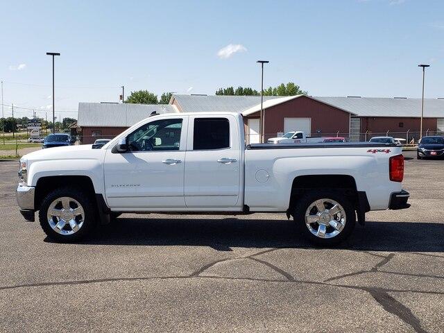Used 2016 Chevrolet Silverado 1500 LTZ with VIN 1GCVKSEC9GZ238420 for sale in Annandale, Minnesota