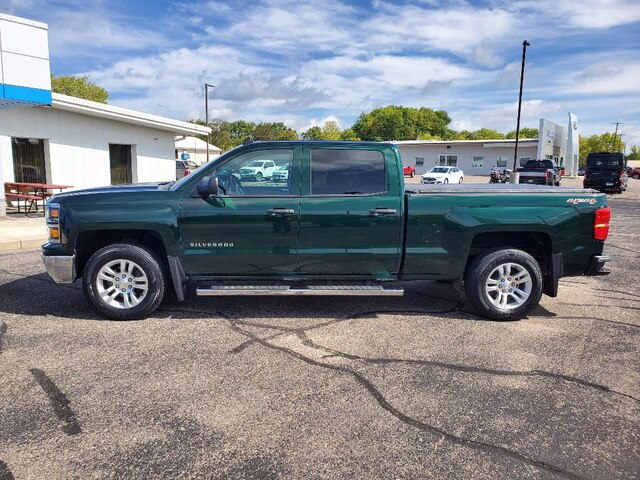 Used 2014 Chevrolet Silverado 1500 LT with VIN 3GCUKREC5EG428488 for sale in Annandale, Minnesota