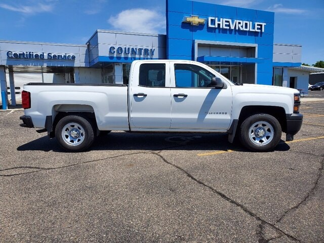 Used 2014 Chevrolet Silverado 1500 Work Truck 1WT with VIN 1GCRCPEH8EZ157932 for sale in Annandale, Minnesota