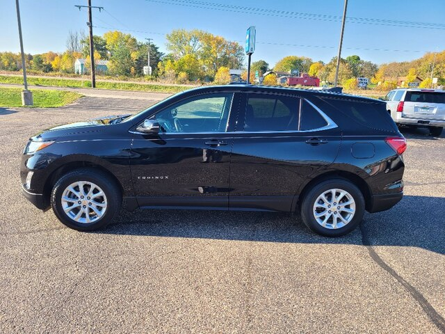 Used 2018 Chevrolet Equinox LT with VIN 2GNAXSEVXJ6292322 for sale in Annandale, Minnesota