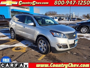 2015 Chevrolet Traverse SUV