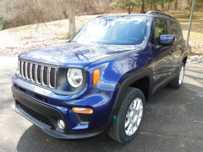 New 2019 Jeep Renegade LATITUDE 4X4 Sport Utility For Sale Clarksburg, West Virginia