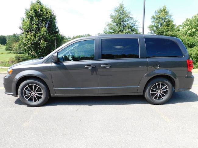New 2018 Dodge Grand Caravan SE PLUS Passenger Van For Sale Clarksburg, West Virginia