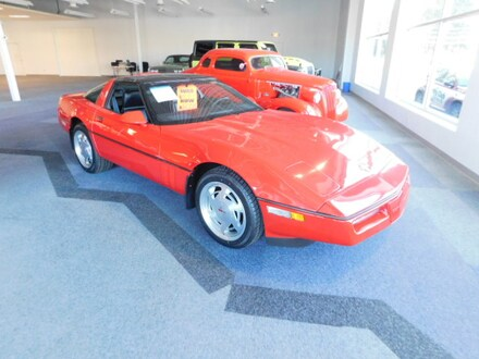 1989 Chevrolet Corvette Hatchback