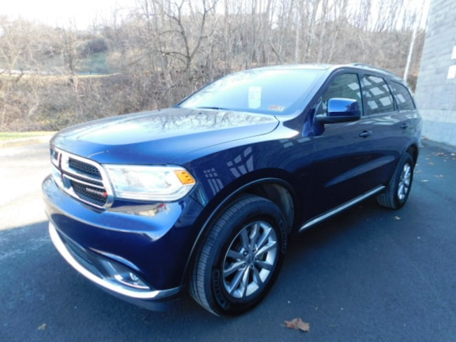 Used 2017 Dodge Durango SXT SUV For Sale Clarksburg, West Virigina