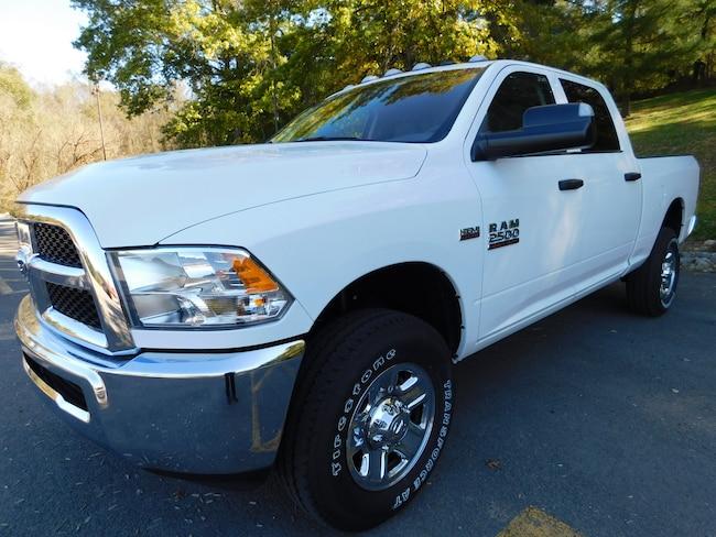 New 2018 Ram 2500 TRADESMAN CREW CAB 4X4 6'4 BOX Crew Cab For Sale Clarksburg, West Virginia
