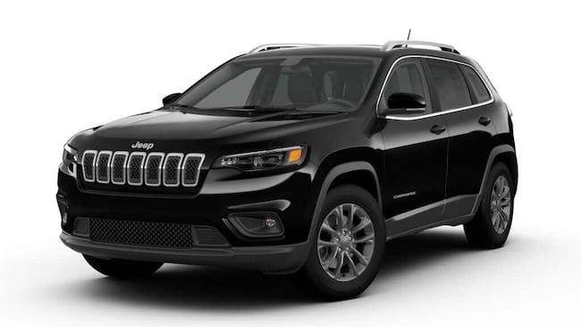 New 2019 Jeep Cherokee LATITUDE PLUS 4X4 Sport Utility For Sale Clarksburg, West Virginia
