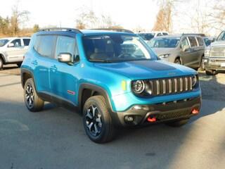 2020 Jeep Renegade TRAILHAWK 4X4 Sport Utility in Clarksburg WV
