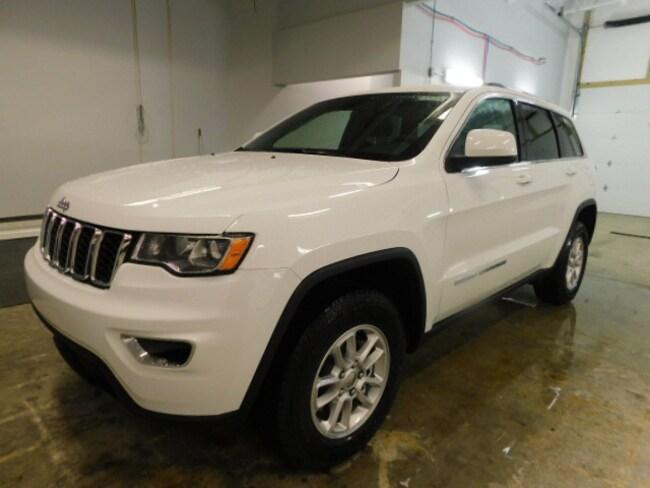New 2019 Jeep Grand Cherokee LAREDO E 4X4 Sport Utility For Sale Clarksburg, West Virginia