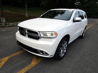 2018 Dodge Durango CITADEL ANODIZED PLATINUM AWD Sport Utility in Clarksburg WV