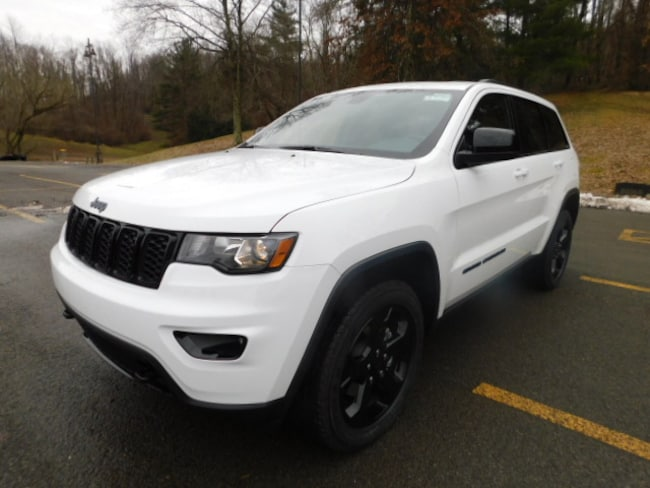 New 2019 Jeep Grand Cherokee UPLAND 4X4 Sport Utility For Sale Clarksburg, West Virginia
