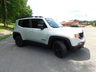 2019 Jeep Renegade UPLAND 4X4 Sport Utility in Clarksburg WV
