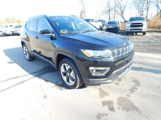 2019 Jeep Compass Limited Limited 4x4 in Clarksburg WV