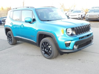 2020 Jeep Renegade ALTITUDE 4X4 Sport Utility in Clarksburg WV