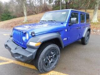 2019 Jeep Wrangler UNLIMITED SPORT 4X4 Sport Utility in Clarksburg WV