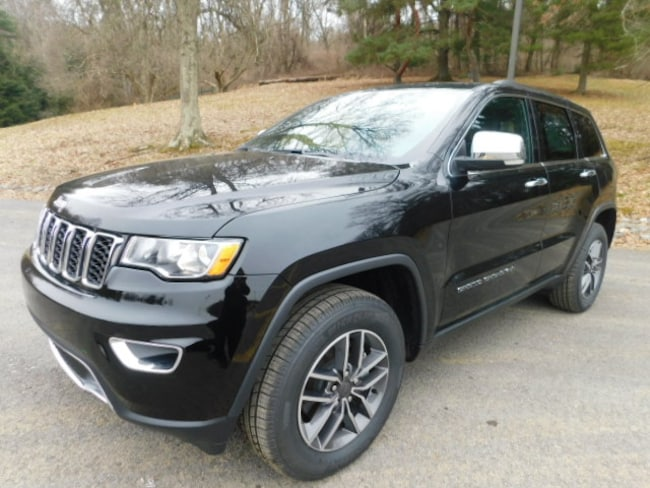 New 2019 Jeep Grand Cherokee LIMITED 4X4 Sport Utility For Sale Clarksburg, West Virginia
