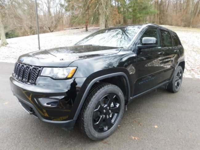 New 2019 Jeep Grand Cherokee UPLAND 4X4 Sport Utility For Sale Clarksburg, West Virginia