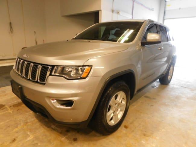 Used 2017 Jeep Grand Cherokee Laredo 4x4 SUV For Sale Clarksburg, West Virigina
