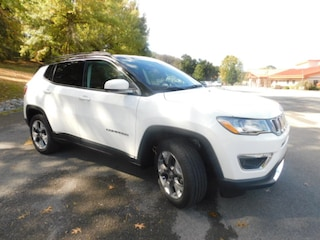2020 Jeep Compass LIMITED 4X4 Sport Utility in Clarksburg WV