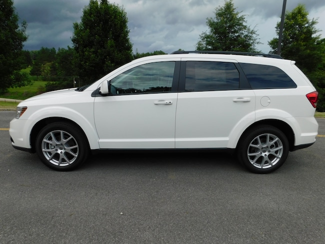 New 2018 Dodge Journey SXT Sport Utility For Sale Clarksburg, West Virginia