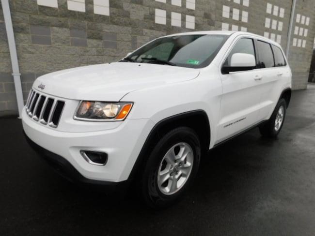 Used 2014 Jeep Grand Cherokee Laredo 4x4 SUV For Sale Clarksburg, West Virigina