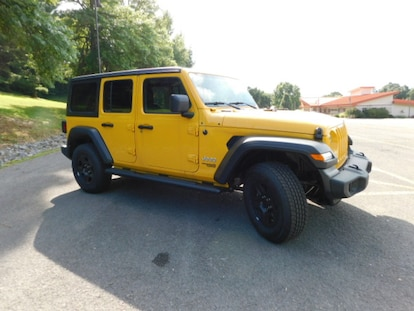 Jeep Wrangler Lease >> New 2019 Jeep Wrangler For Sale Or Lease Clarksburg Wv Vin 1c4hjxdgxkw559801