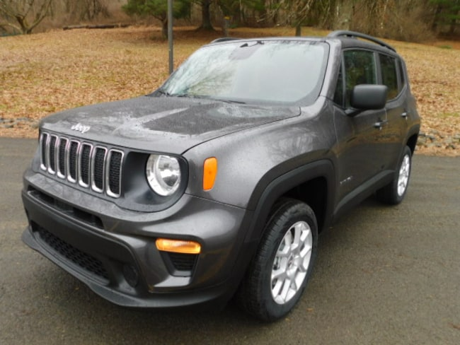 New 2019 Jeep Renegade SPORT 4X4 Sport Utility For Sale Clarksburg, West Virginia