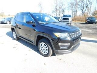 2020 Jeep Compass SPORT 4X4 Sport Utility in Clarksburg WV