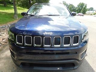2018 Jeep Compass SPORT 4X4 Sport Utility in Clarksburg WV