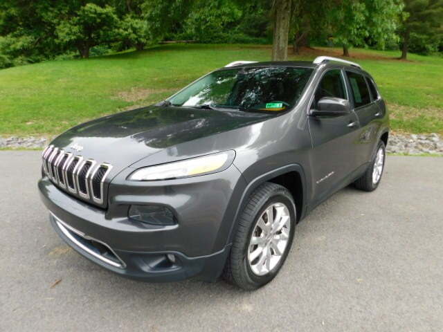 2014 Jeep Cherokee Limited 4x4 SUV DYNAMIC_PREF_LABEL_INVENTORY_FEATURED_DEFAULT_INVENTORY_FEATURED1_ALTATTRIBUTEAFTER