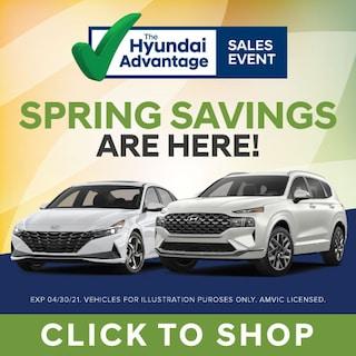 April Spring Savings