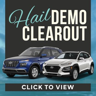 Hail Demo Clearout