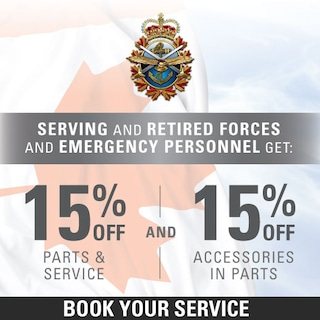 Canadian Forces Discount