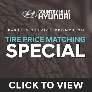 Tire Price Matching Special