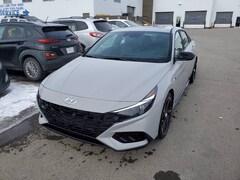 2021 Hyundai Elantra NLINE Sedan