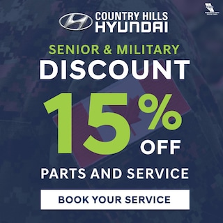 15% Off Senior and Military Discount